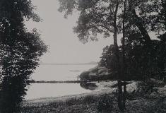 Strandparti Särö. Bild 30174.