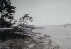 Strandparti Särö. Bild 30177.