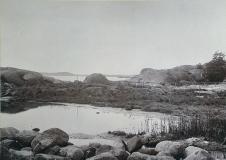 Strandparti Särö. Bild 30178.