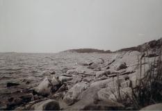 Strandparti Särö. Bild 30179.