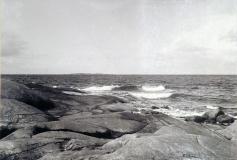 Strandparti Särö. Bild 30181.