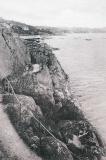 Strandpromenaden Särö. Bild 10631.