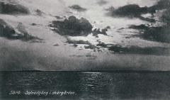 Strandpromenaden Särö. Bild 10633.