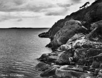 Strandpromenaden Särö. Bild 10637.