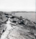 Strandpromenaden Särö. Bild 10710.