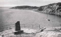 Strandpromenaden Särö. Bild 10748.