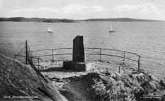 Strandpromenaden Särö. Bild 10749.