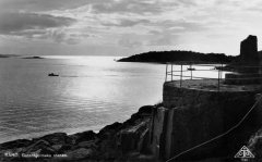 Strandpromenaden Särö. Bild 10750.
