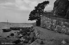 Strandpromenaden Särö. Bild 10760.