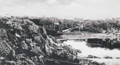 Strandpromenaden Särö. Bild 10796.