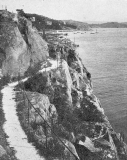 Strandpromenaden Särö. Bild 1238.