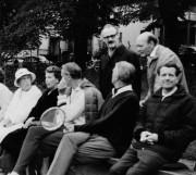 Tennis Särö. Bild 10235.