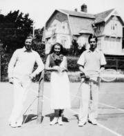 Tennis Särö. Bild 10248.