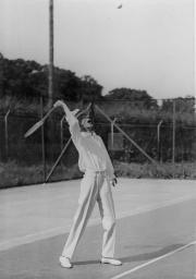 Tennis Särö. Bild 1034.
