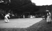 Tennis Särö. Bild 10219.