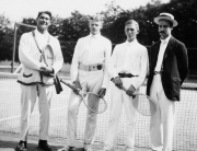 Tennis Särö. Bild 10222.