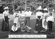 Tennis Särö. Bild 10227.