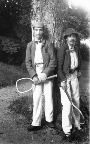 Tennis Särö. Bild 10229.