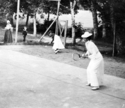 Tennis Särö. Bild 10237.