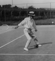 Tennis Särö. Bild 1035.