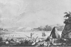 Akvarell Särö. Bild 11637.