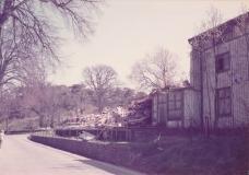 Ombyggnad av Paviljongerna. Bild 11754.