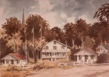 Tolvan Särö. Bild 1955.