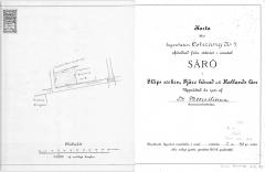 Tomtkarta Särö. Bild 11077.