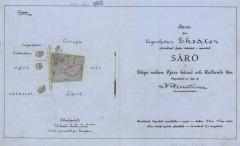 Tomtkarta Särö. Bild 9331.
