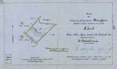 Tomtkarta Särö. Bild 9332-1.