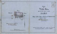 Tomtkarta Särö. Bild 9332-9.