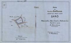 Tomtkarta Särö. Bild 9349.