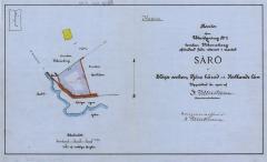 Tomtkarta Särö. Bild 9352.