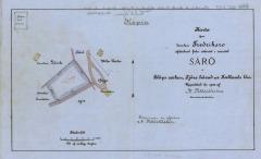 Tomtkarta Särö. Bild 9355.