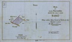 Tomtkarta Särö. Bild 9357.