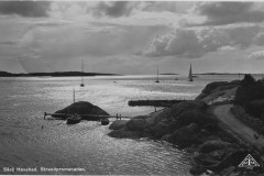 Vykort Särö. Bild 40030.
