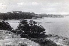 Vykort Särö. Bild 40118.