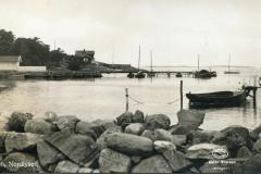 Vykort Särö. Bild 40130.