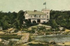 Vykort Särö. Bild 40146.