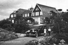 Vykort Särö. Bild 40166.