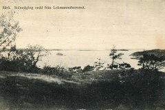 Vykort Särö. Bild 40172.