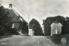 Vykort Särö. Bild 40197.