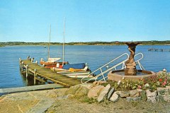Vykort Särö. Bild 40272.