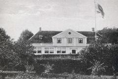 Vykort Särö. Bild 40213.