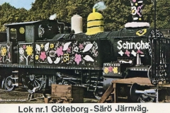 Vykort Särö. Bild 40281.