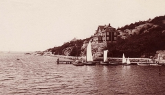Wauxhall Särö. Bild 10385.