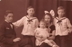 Willumsen Särö. Bild 1906.