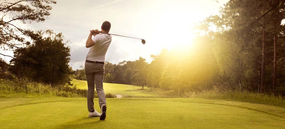Golf i Särö
