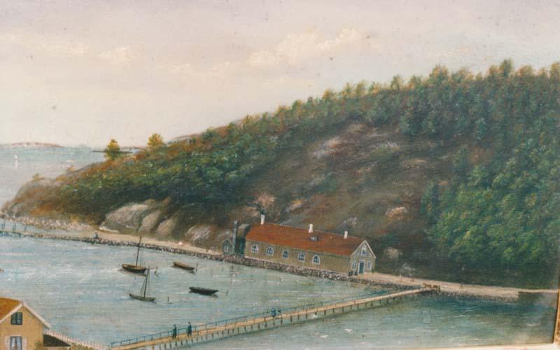 1839: Särö blir en badort