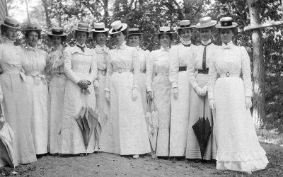 """Det här var """"Särös vita damer"""""""